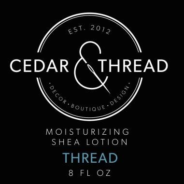 cedar&thread-shea-lotion